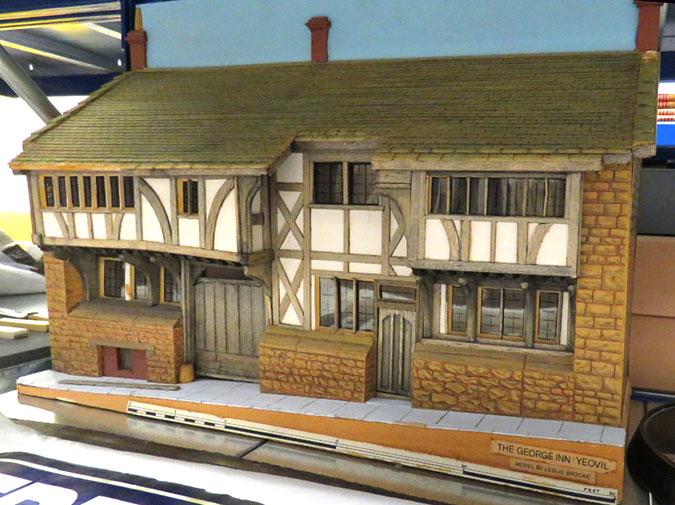 Model-of The George, Yeovil