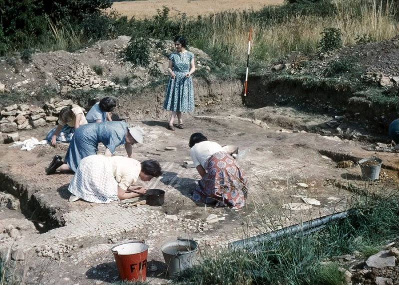 From the Clynick Collection (1980's) - Lufton Dig - 13