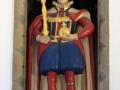 Statue of Edward VI Sherborne School