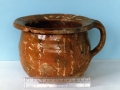17th c chamberpot from Yeovil Library site